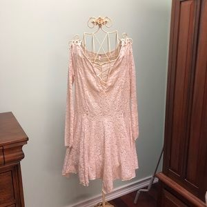Free People Lace Top/Dress